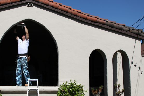 Coating bay area exterior walls armstrong painting roofing - Waterproofing paint for exterior walls collection ...