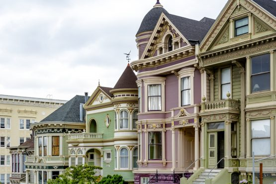 San Fran Homes with Curb Appeal