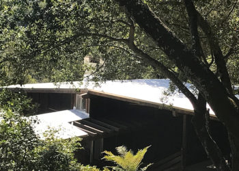 SPF roofing for low-sloped roofs in the San Francisco Bay Area