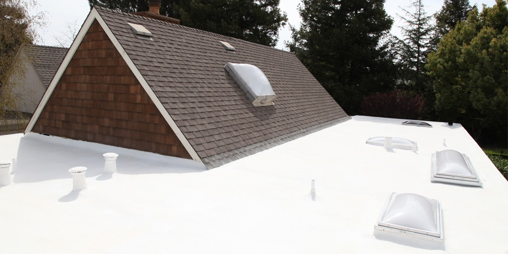 Foam Roof Photo Gallery Armstrong Painting Roofing And